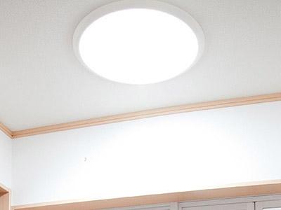 太陽光照明実例