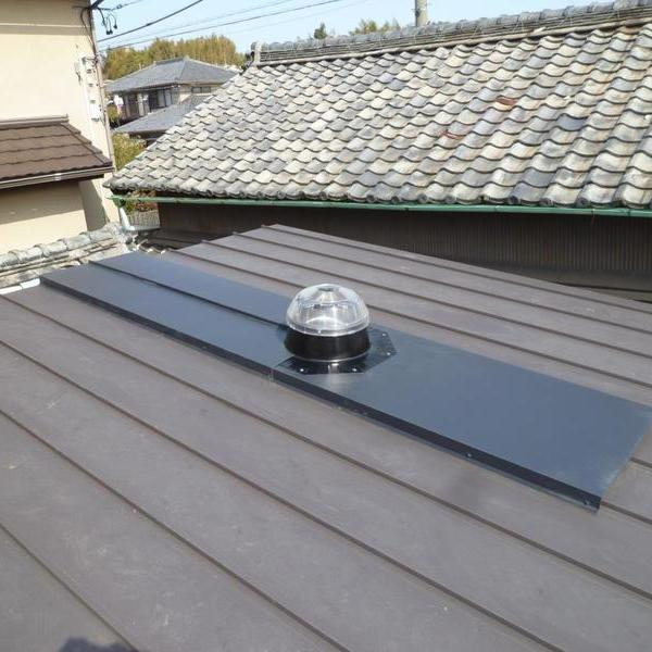 太陽光照明システム